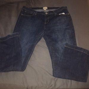 Gap jeans 12
